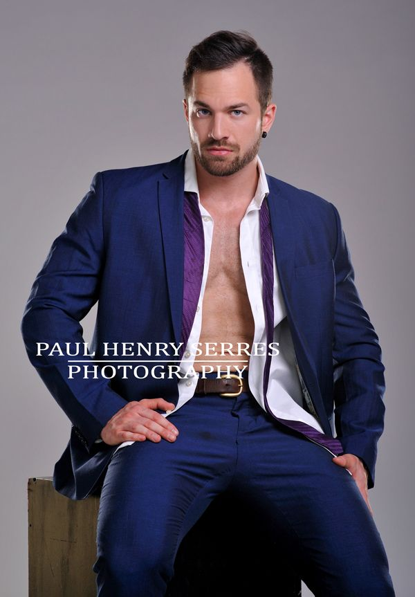 Men In Suit Cover Model Hunk Fitness Model Book Cover
