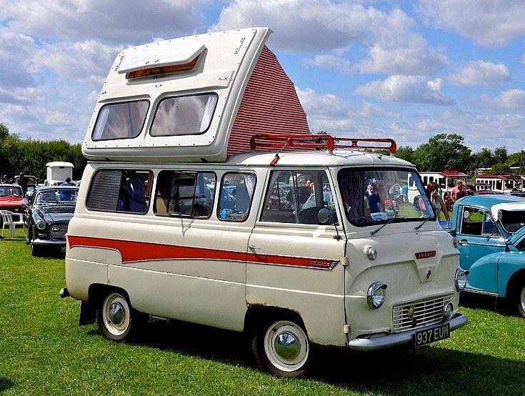 Ford Thames Dormobile