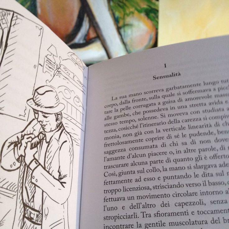 #Sensualità d'un #romanzo