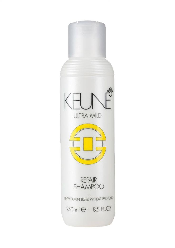 Keune Ultra Mild Repair Shampoo 250ml Keune Pinterest