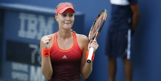 Tennis - WTA - Tianjin - Tianjin: Kristina Mladenovic qualifiée pour le troisième tour