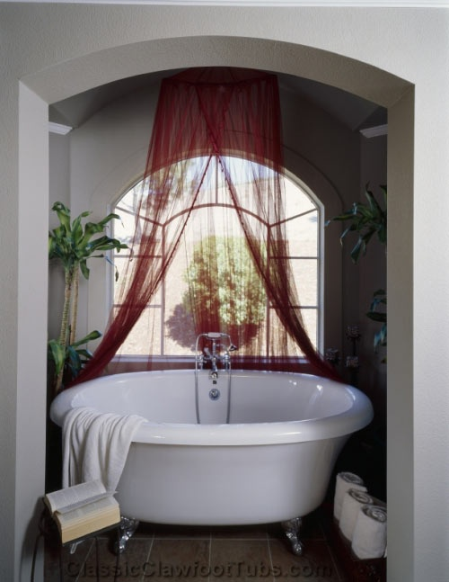 140 Best Images About Clawfoot Bathtubs On Pinterest Soaking Tubs Freestanding Bathtub And
