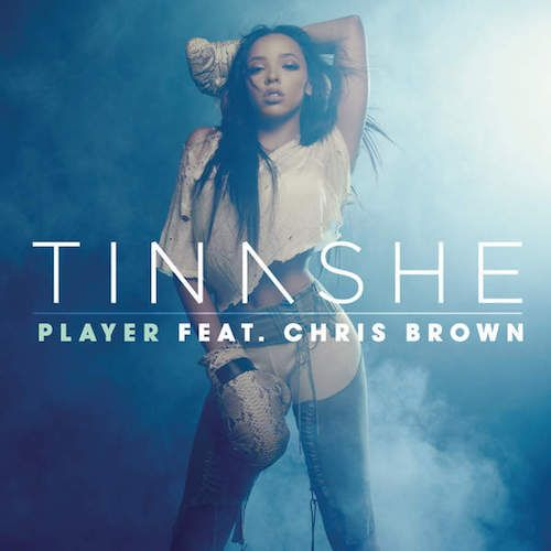 """After releasing he Young Thug collab """"Party Favors"""" a few weeks back, Tinashe gets an assist from Chris Brown for her latest song release """"Player"""". Produced by LULOU and Alex Purple. This is the first official single from her upcoming album Joyride."""