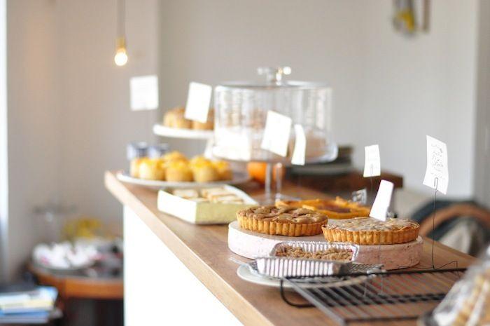 池ノ上に土曜日だけオープンするお菓子屋さん「やまねフランス」。店主に話を伺い、お店の成り立ちやこだわりをレポート。