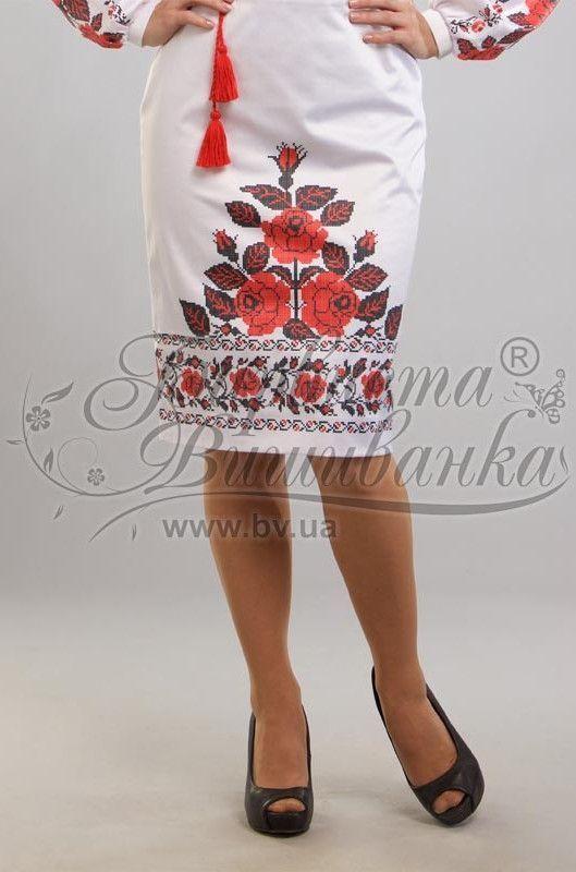 Атласная белая женская юбка СЖ-043Б Свадебные пары