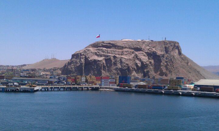Arica en Arica y Parinacota
