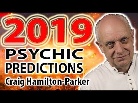 NEW! 2019 Psychic Predictions - Trump, Brexit, War and more  | Craig
