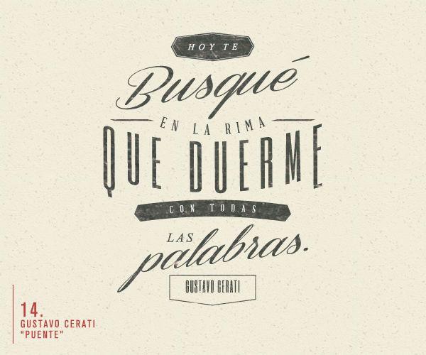 #puente Gustavo Cerati ❤