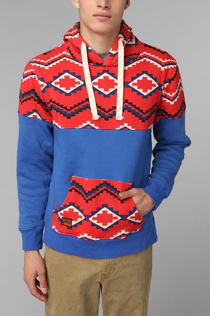 RP GENE Classic Pullover Hoodie Sweatshirt