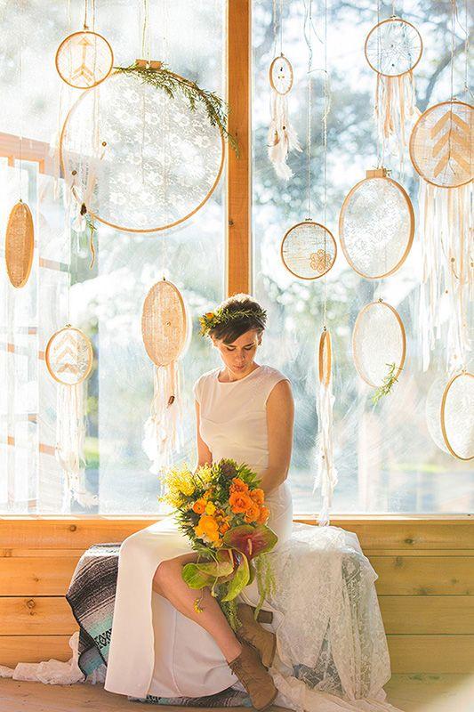 FESTIVAL BRIDES || A Tribal Inspired Bohemian Wedding Shoot