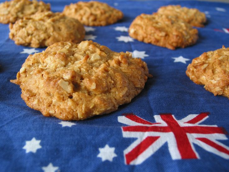 Healthier Anzac Biscuits « Healthy Earth – Healthy You