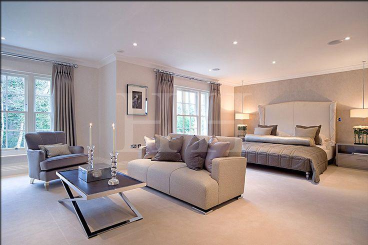 Burwood park walton on thames uk project interior for Interior design agencies london