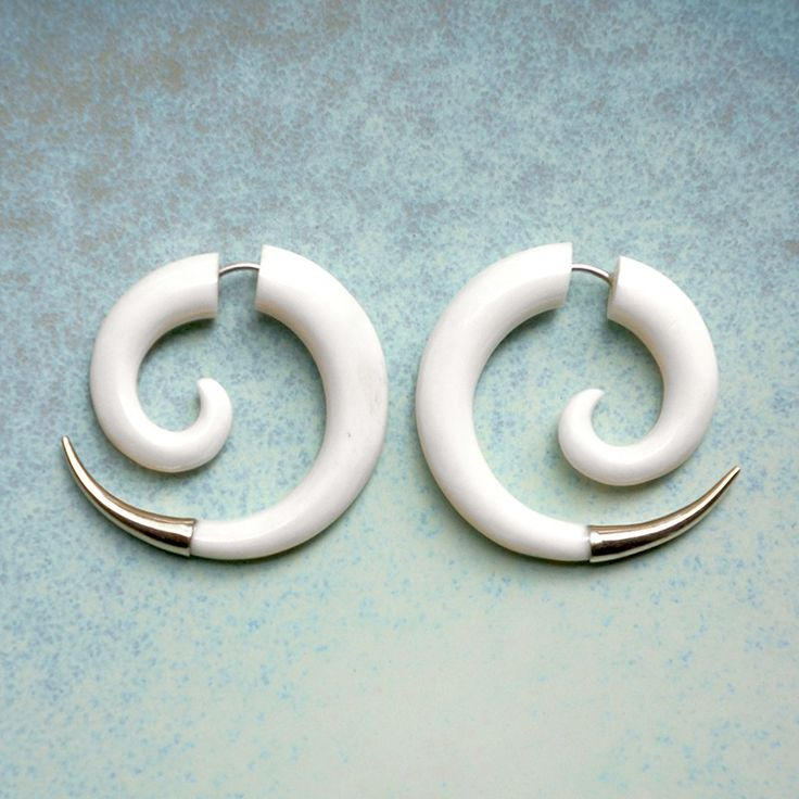 Earrings - 30 mm (700 руб./шт.)
