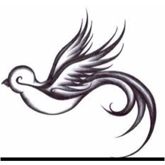 Sparrow Tattoo Although These Birds Do Not Symbolize Love These