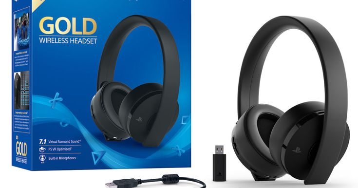 Sony's latest PlayStation headset looks awfully familiar