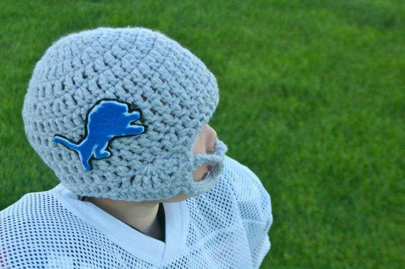 KIDS Helmet--Detroit Lions