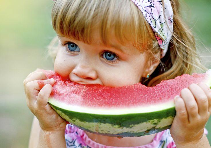 O que fazer para seu filho adorar frutas, verduras e legumes!