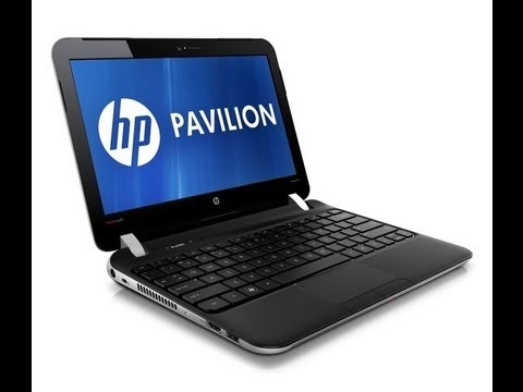Jay's Christmas gift for me (2011), an HP Pavilion dm1 notebook....<3