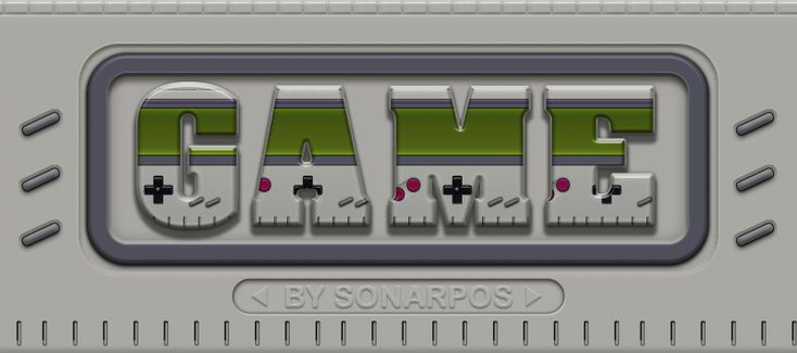 Gameboy style by sonarpos