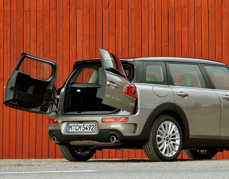 注目モデル6連発 欧州は百花繚乱──その1:ミニ・クーパーS クラブマン|新車試乗記 - 自動車(高級車・スポーツカー)|GQ JAPAN