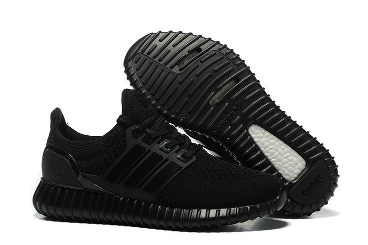 Adidas Yeezy Ultra Boost 2016-2017 Beckham All Black UK Trainers 2017/Running Shoes 2017