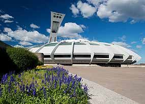 Montréal Tower / Olympic Park
