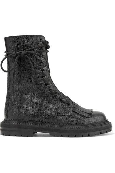 Womans None Slip Black Shoes