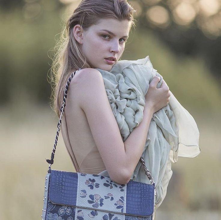 #Maisonravn   Model: Selma Hadziosmanovic  Photo: Luc Braquet