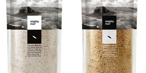 [패키지디자인] 심플한 농산물 패키지디자인