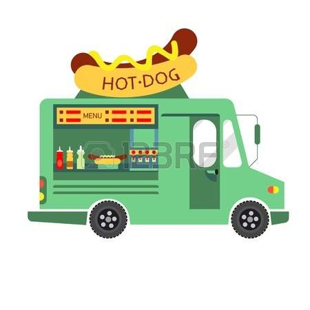 Image Result For Food Truck Clipart