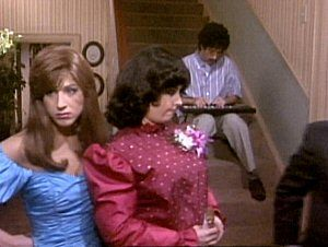 "Friends ""The One with the Prom Video"" Quotes - Love this one (Lookin' good, Mr. Kotter!)"