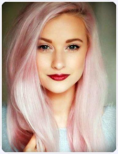 Haarfarben Trends 2018 Damen Haarfarben Trends 2018 Damen Frisuren