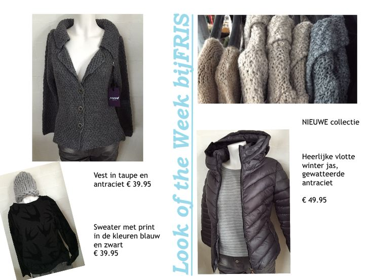 Nieuw collectie #dameskleding binnen!