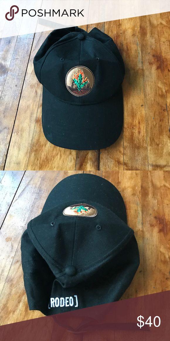 TRAVIS SCOTT HAT Rare. Accessories Hats