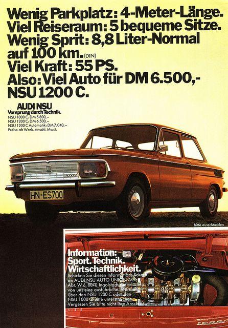 NSU 1200 C