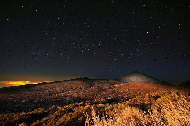 Excursion - Teide by Night