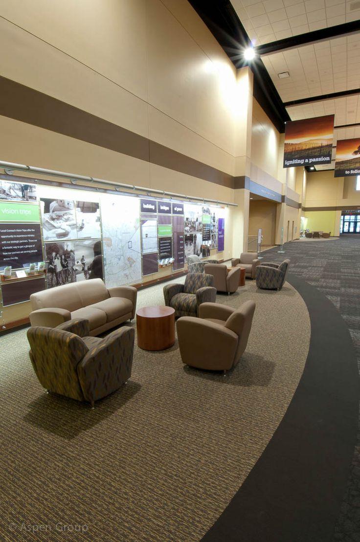church foyer furniture. College Park Church   Aspen Group Building For Ministry Foyer Furniture