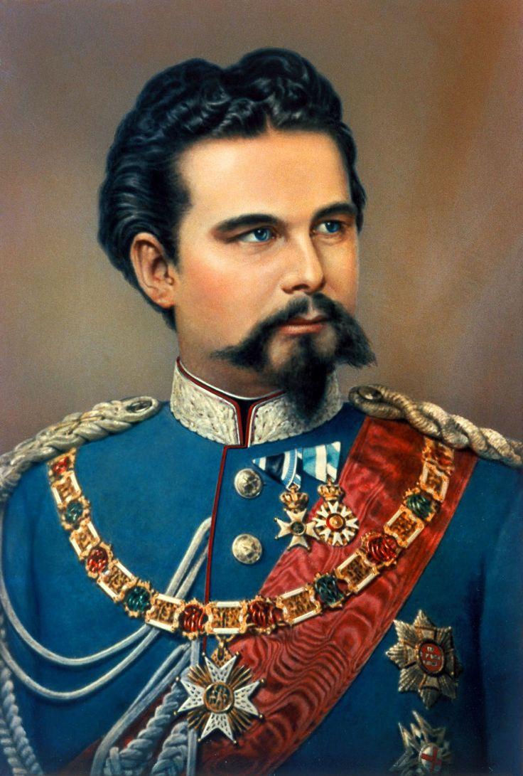 Kšnig Ludwig II. von Bayern                                                                                                                                                                                 Mehr