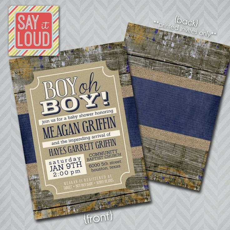 boy baby shower invitations australia%0A These baby shower ideas are perfect for girl or boy baby showers  Rustic baby  shower ideas including decorations  invitations  cake  favors   centerpieces