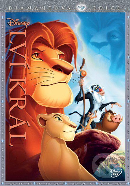 DVD Leví kráľ (Martinus)