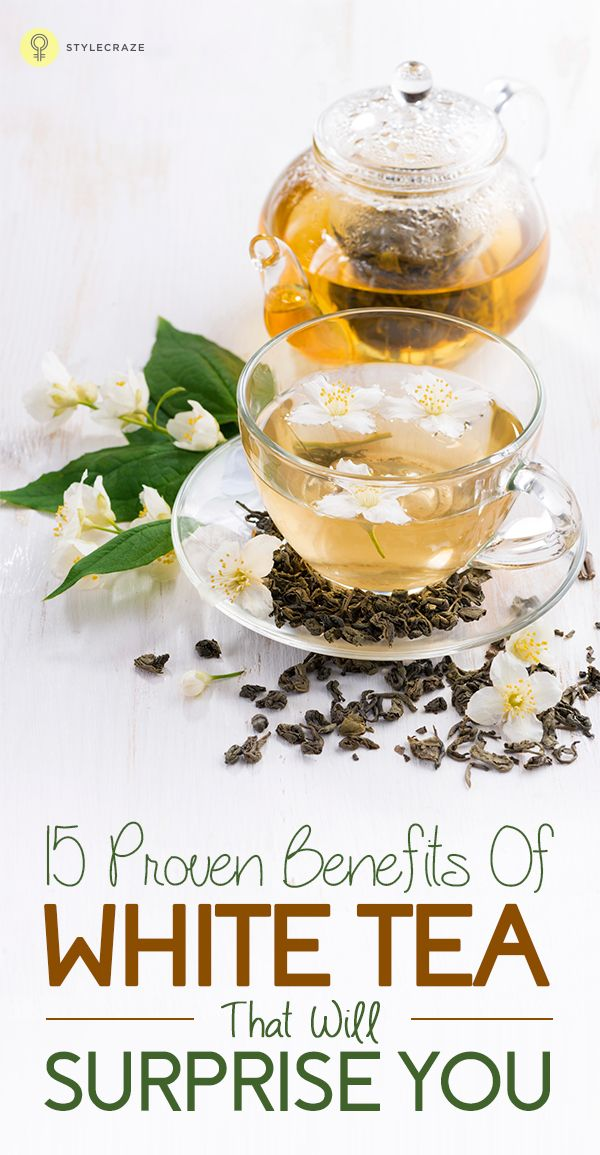 17 Proven White Tea Benefits That Will Surprise You 1