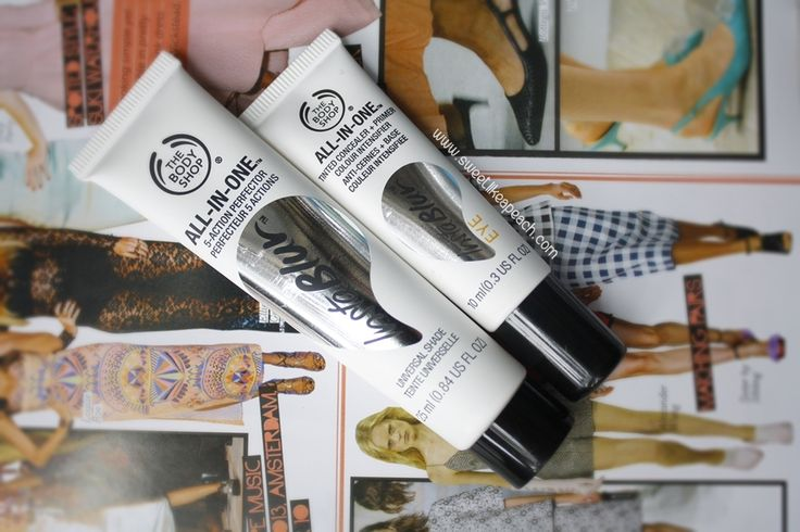 The Body Shop All in One Instablur Universal
