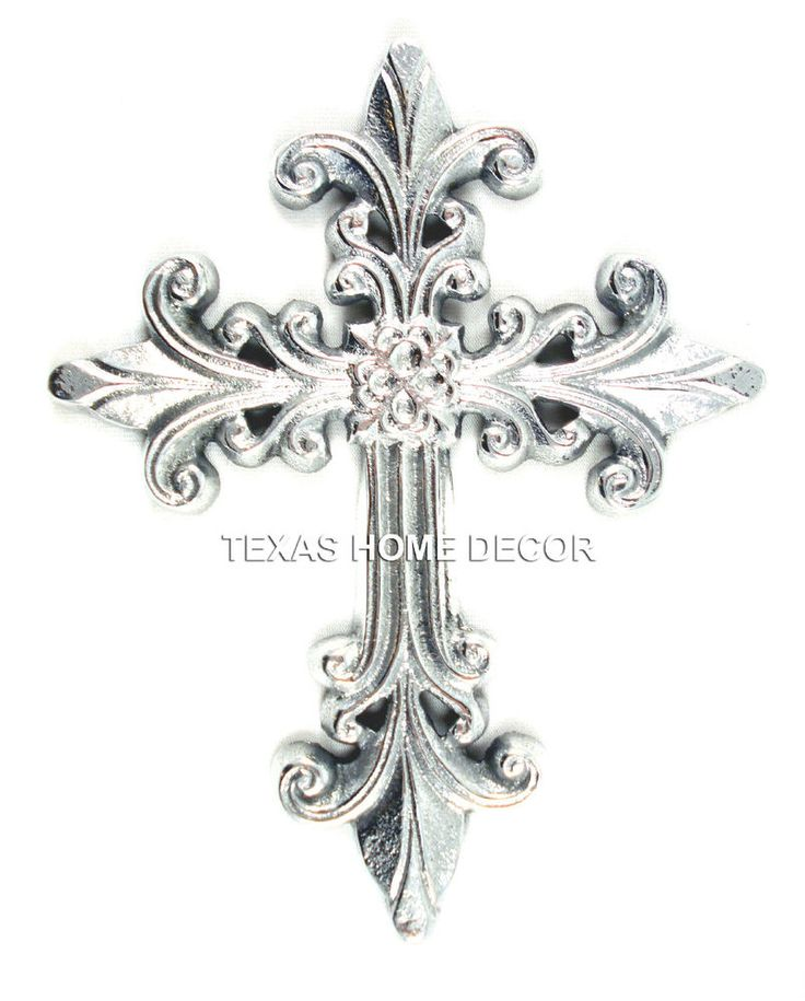 25 best images about fleur de lis decor ideas on pinterest pewter wall crosses and studs Home decor wall crosses