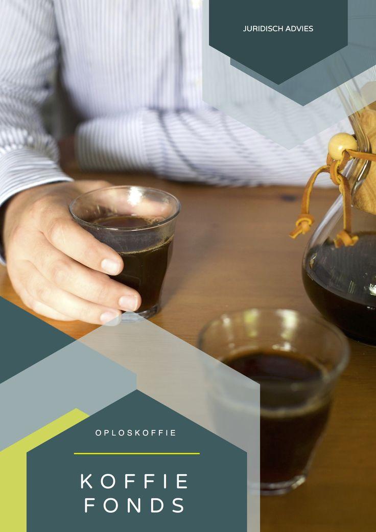 Heb jij wel eens gratis juridisch advies of oploskoffie gekregen en wil je daar graag wat voor terug doen? Stort in het Koffiefonds!