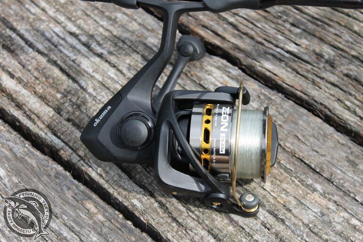 Okuma Zeon ZN-40a #wedkarstwo #kołowrotki #fishing #reel #spinning