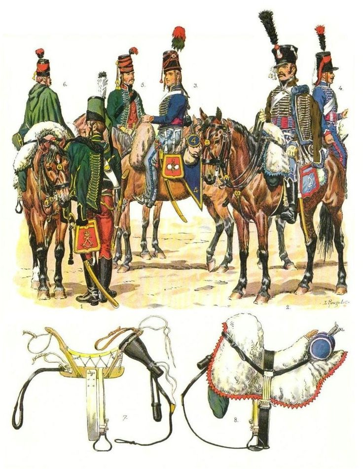 The 370 best images about French hussars Napoleonic on Pinterest Armchairs, Plates and Trumpet