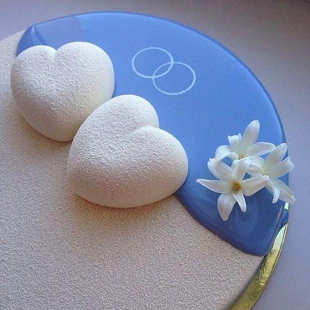 Olga Noskova'nın pastaları
