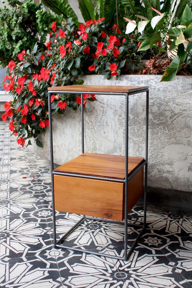 trinca, mesa cabeceira, criado mudo, bm estúdio, bmestudio, design, arquitetura