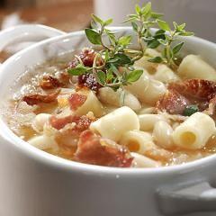 Suppe von weißen Cannellini-Bohnen und 87.000 weitere Rezepte entdecken auf DasKochrezept.de