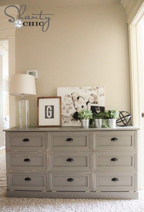 27 Grey Bedroom Furniture Decor Ideas